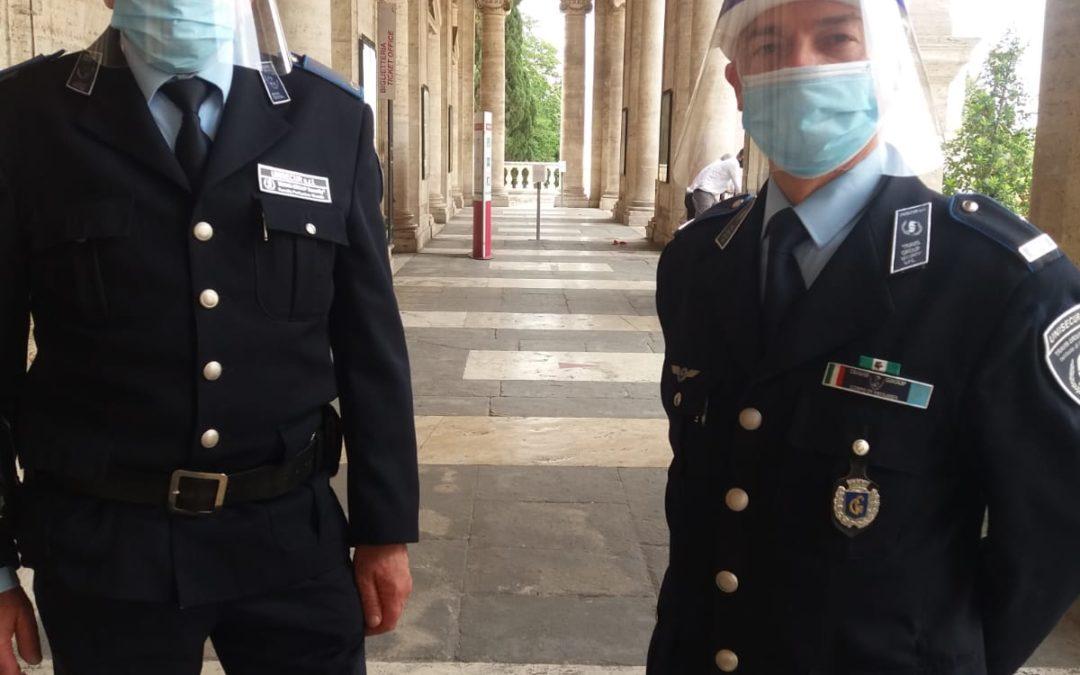 Emergenza Covid-19 - Isitituto di Vigilanza Roma Security.it - La Vigilanza privata e cambiamenti connessi al fenomeno della pandemia Covid-19