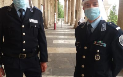 La Vigilanza privata e cambiamenti connessi al fenomeno della pandemia Covid19